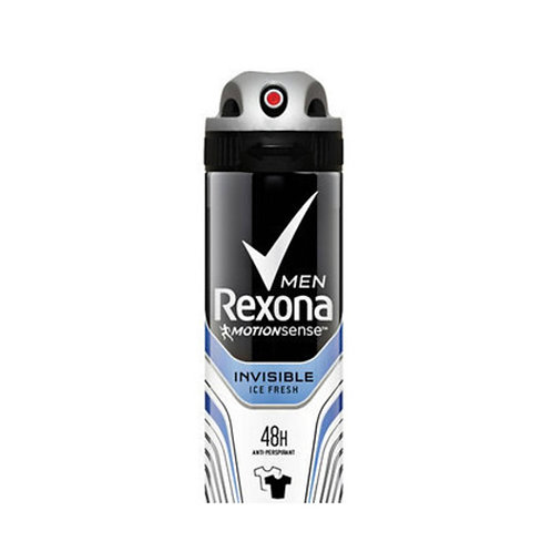 Rexona Deo Sprey Men Invisible 150 Ml