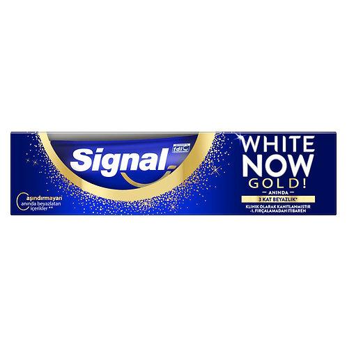 Signal Diş Macunu White Now Gold 75 Ml