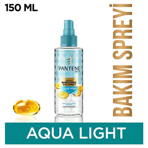 Pantene Anında Bakım Yapan Saç Spreyi Aqualight 150 ml