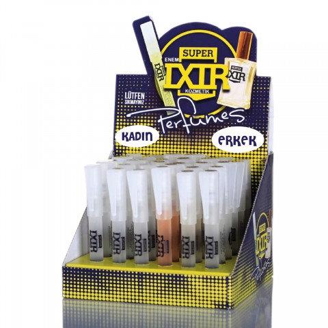 İxir Kalem Parfüm Seti 36 Lı Bay - Bayan 8ml Karma Stand