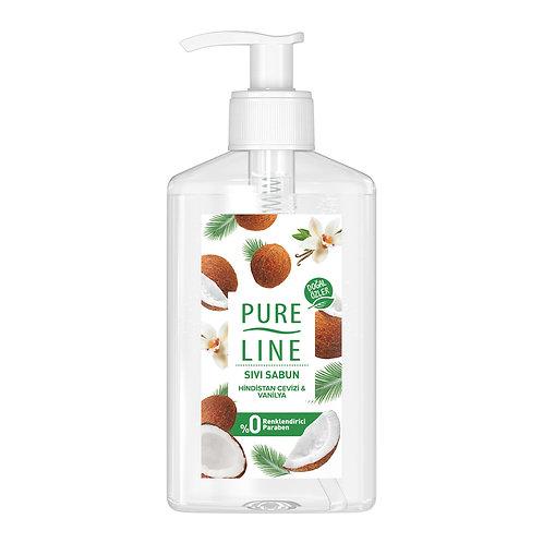 Pure Line Hindistan Cevizi Sıvı Sabun 280 Ml