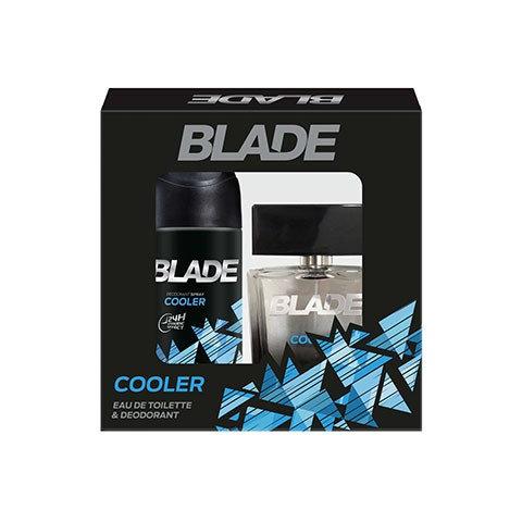 Blade Cooler Erkek Parfüm Seti Edt 100ml + 150ml Deodorant Men Kofre Set