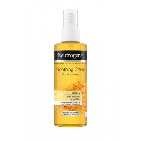 Neutrogena Soothing Clear Nemlendirici Yüz Bakım Spreyi 125 ml