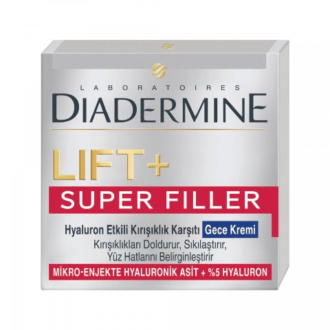 Diadermine Lift + Superfiller Gece Kremi 50 ml