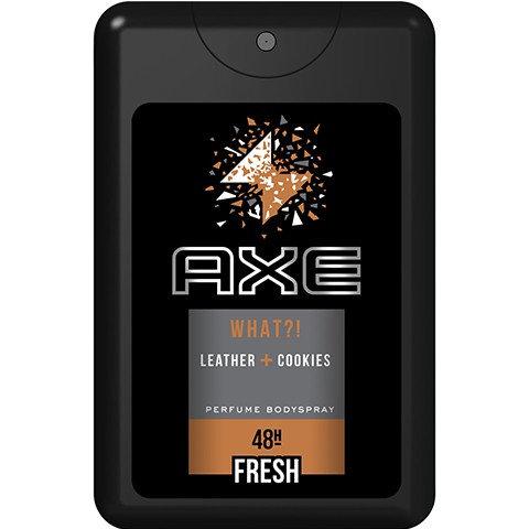 Axe Cep Parfümü Leather and Cookies Erkek Edt 17ml Bay