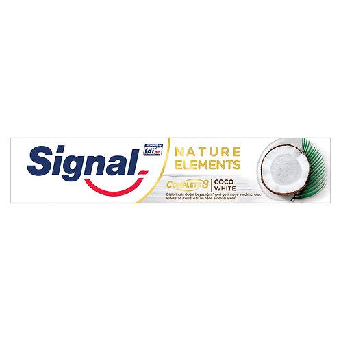 Signal Nature Elements Hindistan Cevizi Diş Macunu 75 Ml