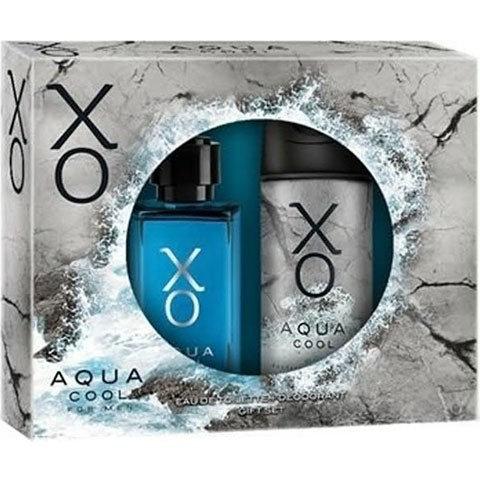Xo Erkek Parfüm Aqua Cool Edt Deo 100 ml + 125 ml