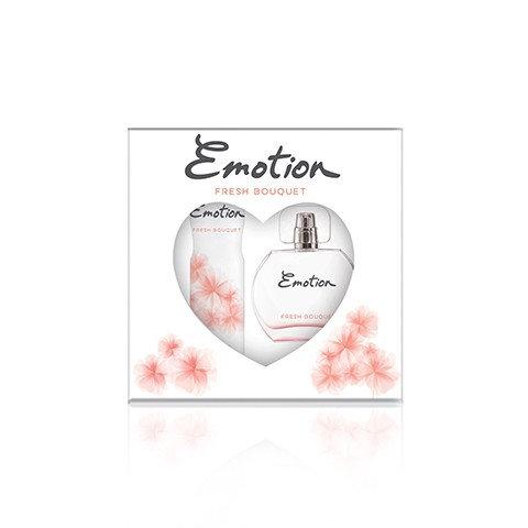 Emotion Fresh Bouqet Bayan Parfüm Seti Edt 50ml + 150ml Deodorant Kadın Kofre Se