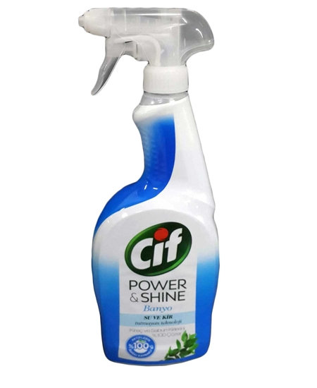 Cif Sprey Power&Shine Banyo 750 Ml