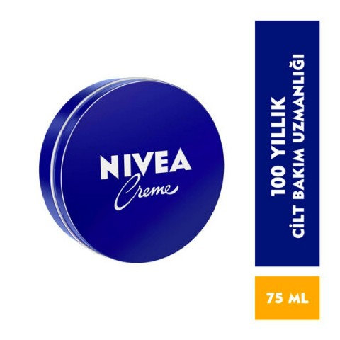 Nivea Krem Teneke Klasik 75Ml