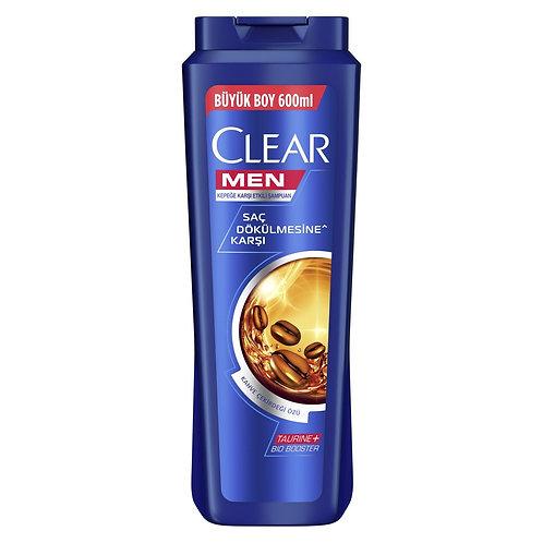 Clear Men Saç Dökülmesine Karşı Şampuan 600 Ml