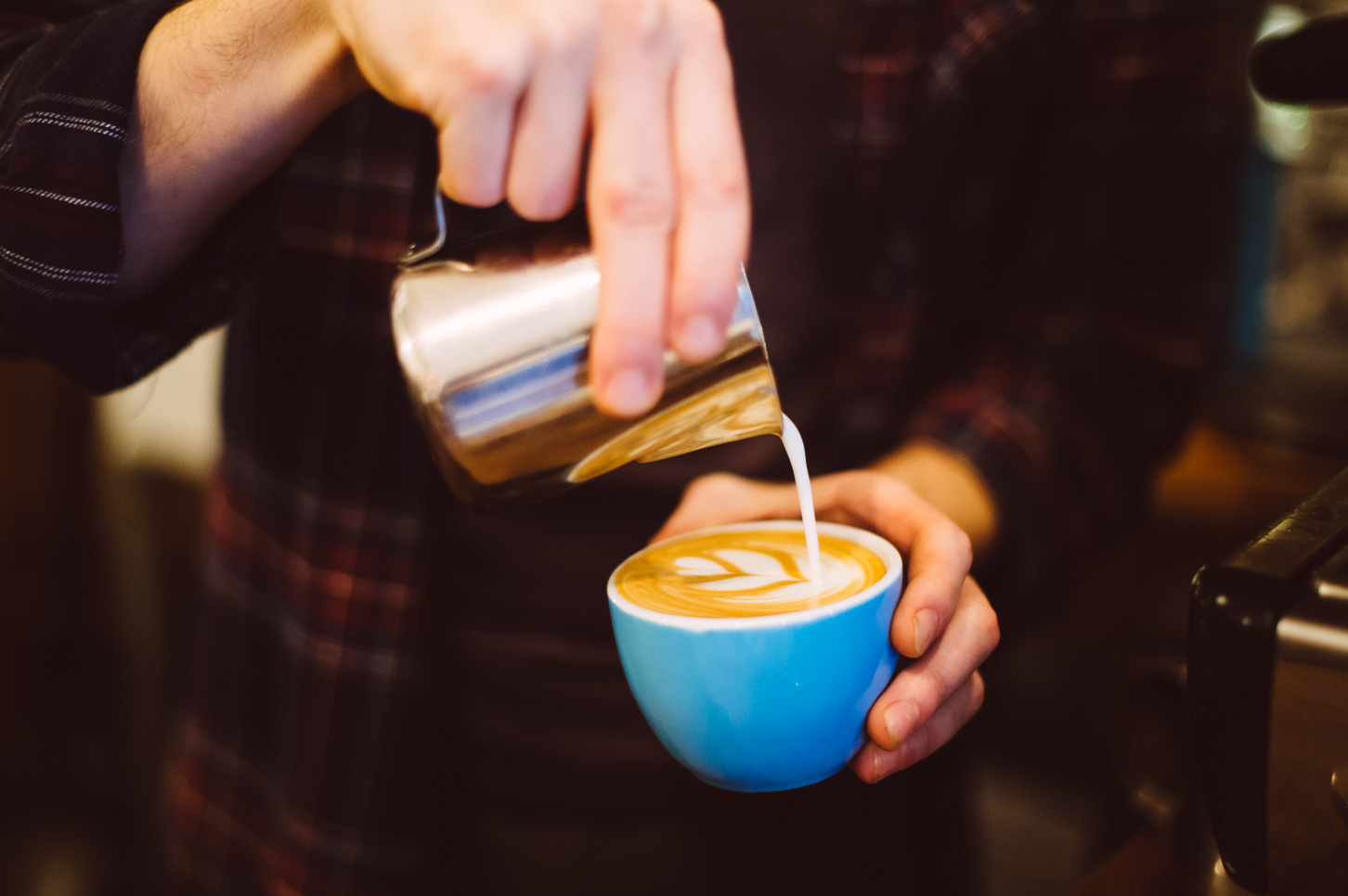 Latte art 8