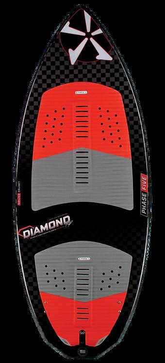 2021 PHASE FIVE DIAMOND TURBO LTD WAKE SKIMBOARD