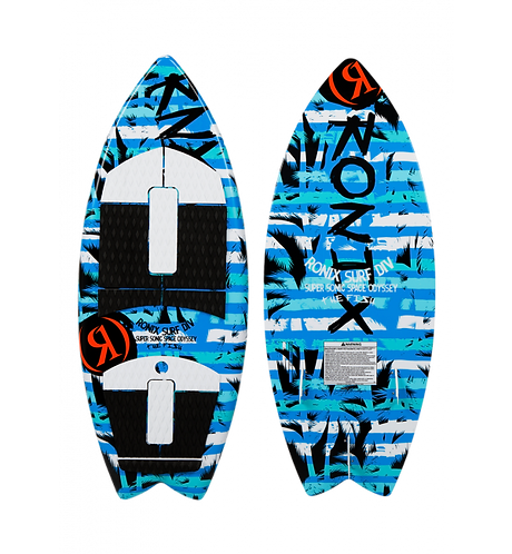SUPER SONIC SPACE ODYSSEY BOY'S FISH | SURF