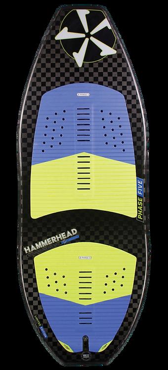 2021 PHASE FIVE HAMMERHEAD LTD WAKE SKIMBOARD