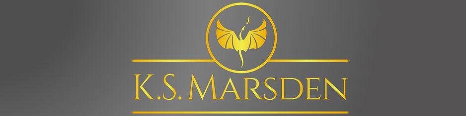 urban fantasy author KS Marsden logo books