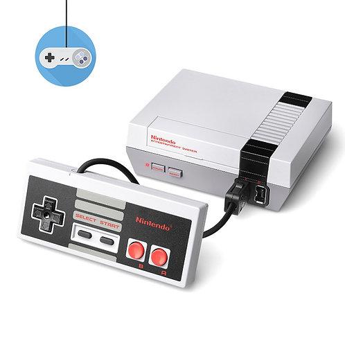 Съвременна видео NES конзола с 600 вградени игри