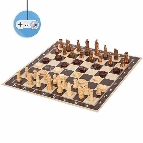 Табла, шах и дама