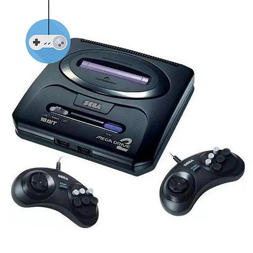 Sega Mega Drive 2 с 368 вградени игри 16bit