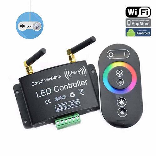 RGB WiFi безжичен контролер