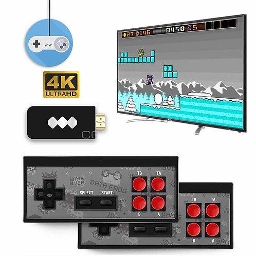 Флашка с 568 вградени 8bit игри с HD резолюция