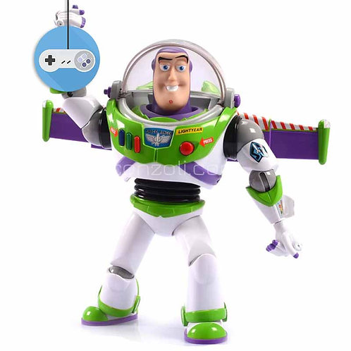 Куклата на Баз от Toy Story - Buzz Lightyear от Disney Pixar