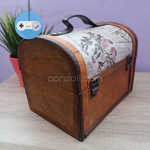 Декоративно дървено сандъче
