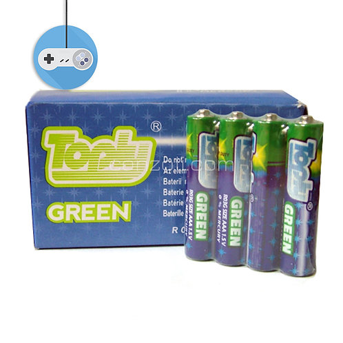 Комплект 40 броя Батерии Sky Green Toply Green в два размера