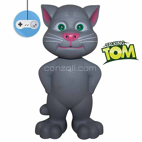 Интерактивна кукла My Talking Tom говорещия  котарак Том на Български