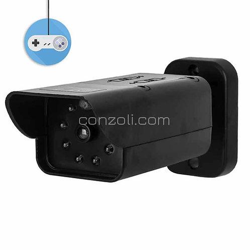 Демо охранителна камера с LED светлини