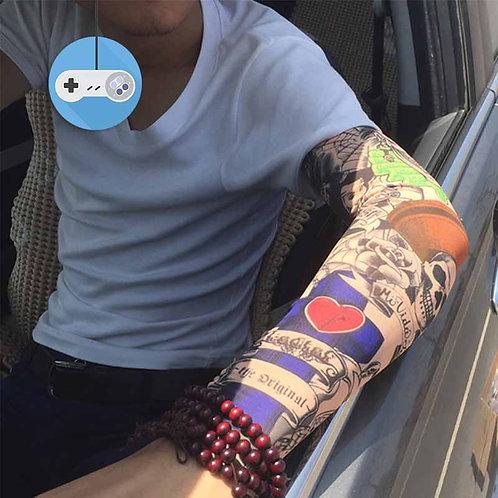 Татуировки тип ръкав