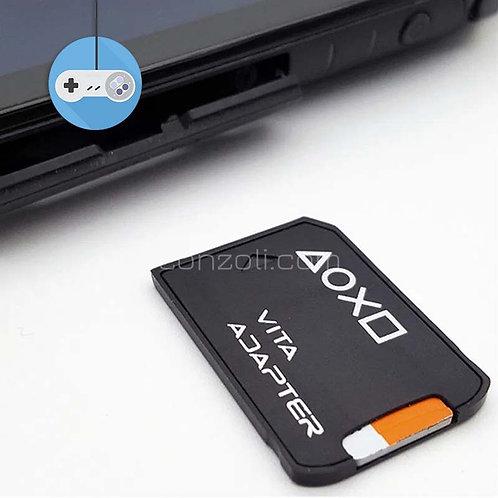 Преходник за Micro SD карти на PlayStation Vita конзоли SD2VITA Pro