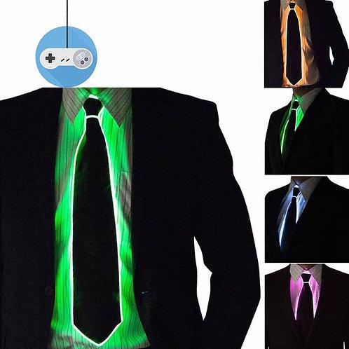 Светещи парти LED вратовръзки