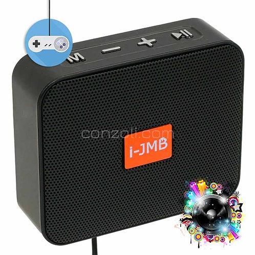 Преносима i-JMB тонколонка с Bluetooth V5.0