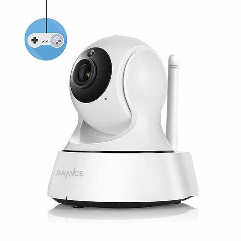Безжична Wifi IP камера 720P Sannce завидеонаблюдение