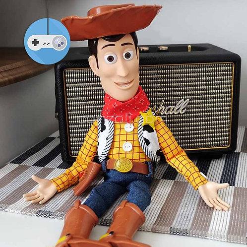 Куклата на Уди шерифа от Toy Story - Woody Cowboy от Disney Pixar