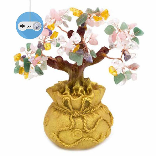 Декоративнобонсай дърво в саксия
