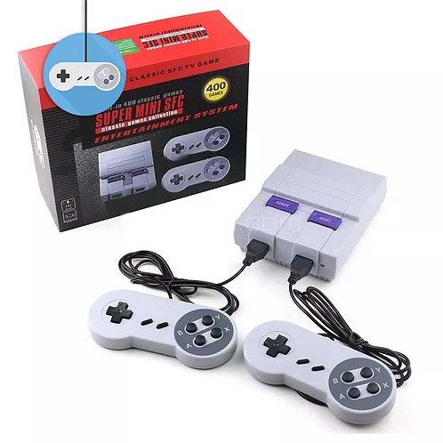 Игрова конзола Super Mini SFC с 400 вградени игри