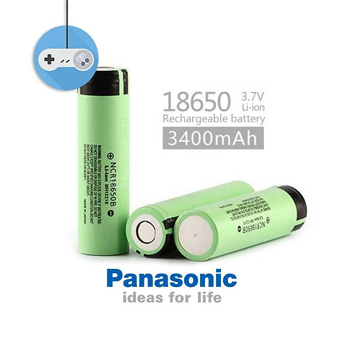 Акумулаторна батерия Panasonic NCR18650B с ( PCM ) защита