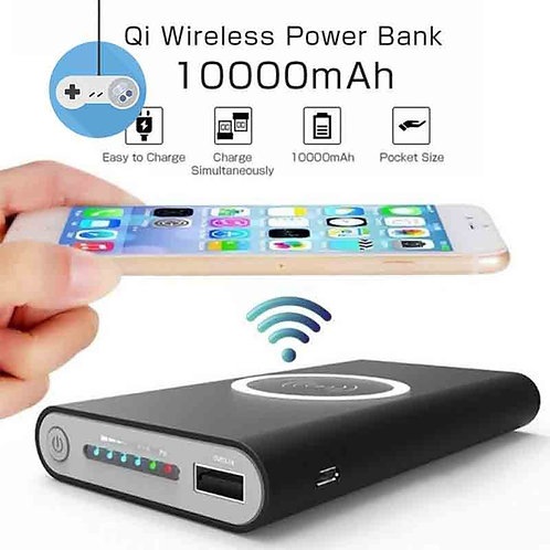 Безжично WiFi wireless зарядно за телефон