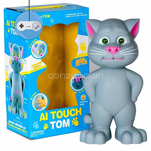 Интерактивна кукла говорещия котарак Том