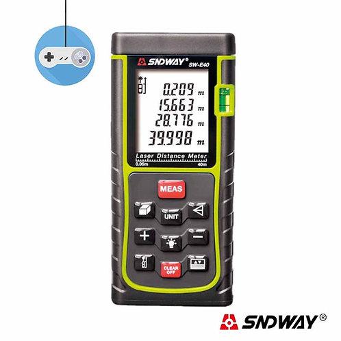 Лазерна ролетка SNDWAY SW-E40
