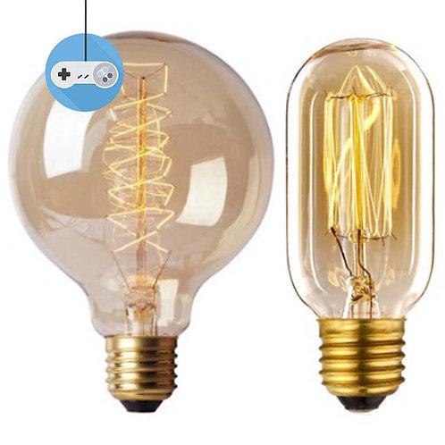 Едисонова винтидж крушка за лампа