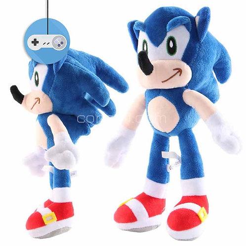 Плюшена кукла на таралежа Sonic