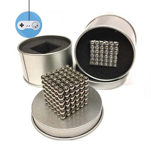 Магнитни Неодимови Топчета в Метална Кутия