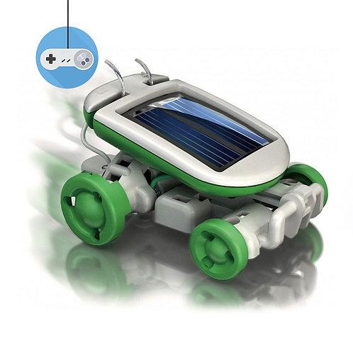 Соларен робот – 6 В 1