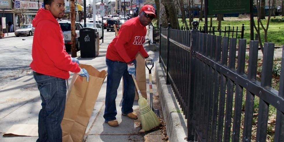 Park Clean Up