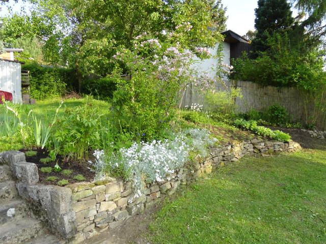 kleine Gartenumgestaltung