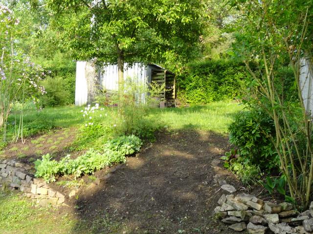 kleine Gartenumgestaltung 2