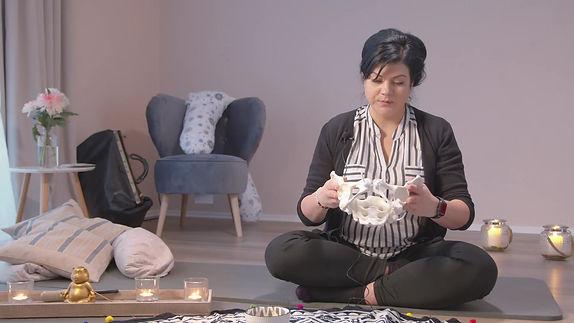 Kursvorschau vom Online Geburtsvorbereitungskurs mit Hebamme Jenny
